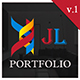JL Portfolio - Creative Company Portfolio Responsive HTML5 Template - ThemeForest Item for Sale