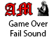 Game Over Fail Sound