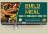 16 restaurant billboard signage.  thumbnail