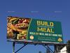 17 restaurant billboard signage.  thumbnail