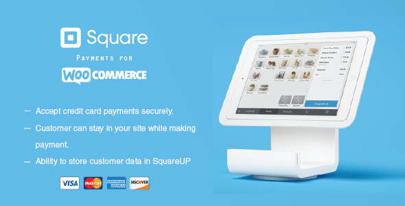 Square Up Payment Gateway for WooCommerce - CodeCanyon Item for Sale