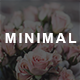 ZMinimal - Minimalist Blog Theme for Creatives - ThemeForest Item for Sale