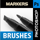 Marker Brushes - GraphicRiver Item for Sale