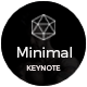 Zotax Minimal Keynote Template Nulled