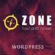 Zone - Tours and Travel WordPress Responsive Theme Nulled
