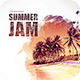Summer Jam CD Cover Artwork