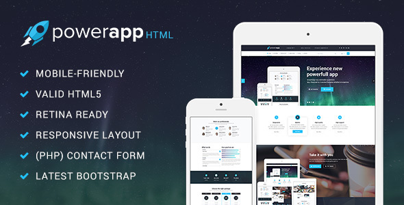 PowerApp HTML Template