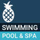 Swimming Pool and Spa - WordPress Theme