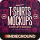 T-shirt Mockups Bundle - GraphicRiver Item for Sale