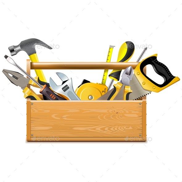 Vector Toolbox with Instruments - Industries Business