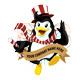 Penguin Mascot Logo - GraphicRiver Item for Sale