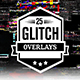 25 Glitch Overlays - VideoHive Item for Sale