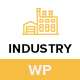 Industry - Industrial & Factory WordPress theme