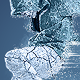 Frozen Ice Gif Animated Photoshop Action - GraphicRiver Item for Sale