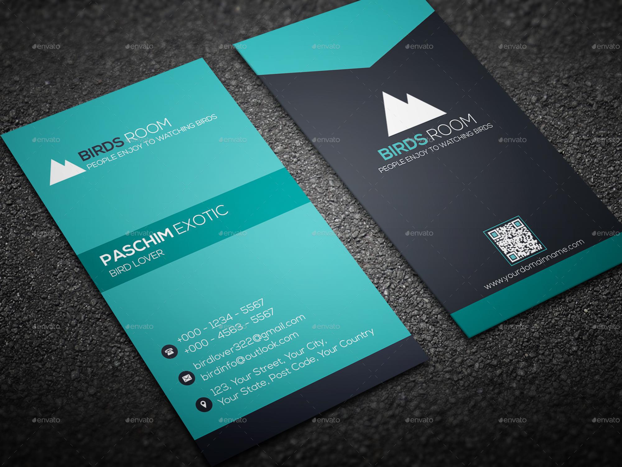 Business card by mhtushar graphicriver 3g colourmoves