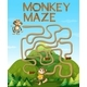 Maze Game with Monkeys in the Forest - GraphicRiver Item for Sale