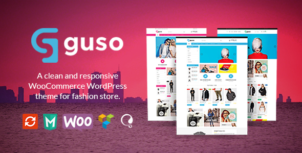 VG Guso – Fashion WooCommerce WordPress Theme