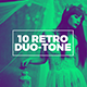 10 Retro Duo-Tone Effects - Action - GraphicRiver Item for Sale