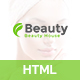 Beautyhouse - Health & Beauty HTML Template