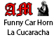 Funny Car Horn La Cucaracha - AudioJungle Item for Sale