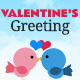Valentine's Day Animated Greeting Card - with Music