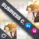 Wedding Photography Business Card Template - GraphicRiver Item for Sale