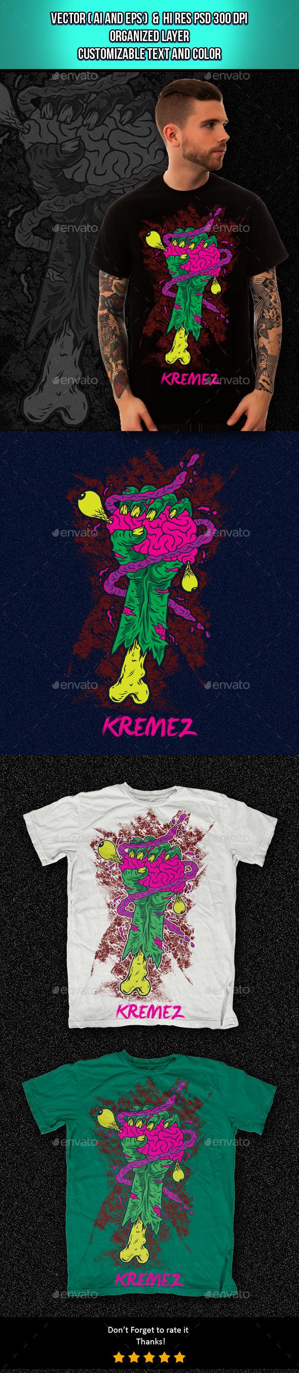 Kremes - Grunge Designs