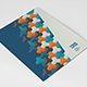 Modern 3D Pattern Stationery - GraphicRiver Item for Sale