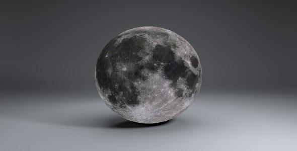 MoonGlobe 4k - 3DOcean Item for Sale