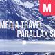 Media Travel Parallax Slideshow - VideoHive Item for Sale