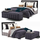 Bed Collection 46 - 3DOcean Item for Sale