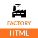 Factory - Industrial and Factory HTML5 Template - ThemeForest Item for Sale