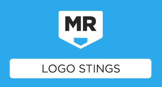MotionRevolver Logo Stings
