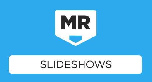 MotionRevolver Slideshows & Video Displays