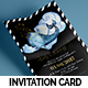 Nautical Birthday Invitation Card - GraphicRiver Item for Sale