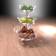 Apples and Fruit Stand - 3DOcean Item for Sale