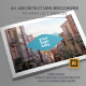 A4 Architecture Brochure | Minimalist Design - GraphicRiver Item for Sale