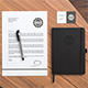 Photorealistic Stationery Mock-up - GraphicRiver Item for Sale