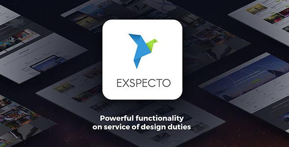 Exspecto – Multi-Purpose Theme