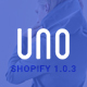 UNO - Multi Store Responsive Shopify Theme - ThemeForest Item for Sale