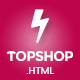 Topshop eCommerce - Html Template Nulled