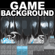 Cave Fantasy Game Background - GraphicRiver Item for Sale
