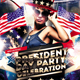 President Day Party Celebration Flyer - GraphicRiver Item for Sale