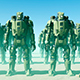 Modern Military Robots - VideoHive Item for Sale
