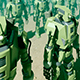 Fantastic Military Robots - VideoHive Item for Sale
