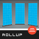 Rollup Mockup - GraphicRiver Item for Sale