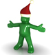 Mr Green Santa-edition - GraphicRiver Item for Sale