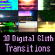 Digital Transitions - VideoHive Item for Sale