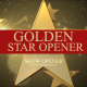 Golden Star Opener - VideoHive Item for Sale