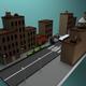 city block - 3DOcean Item for Sale